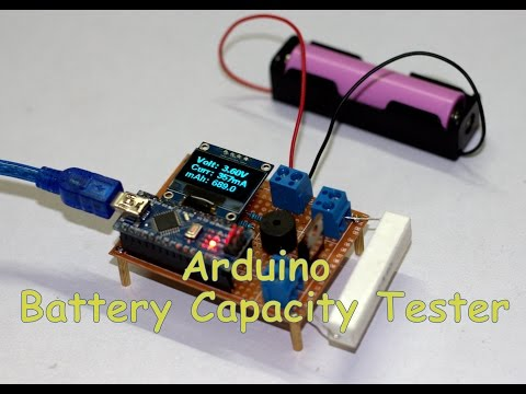 arduino 12v battery charger