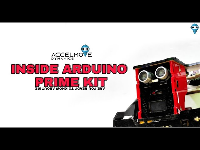 Inside Arduino prime kit || From accelmove dynamics | #accelmove #youtube #robot #bheemlanayak #2021