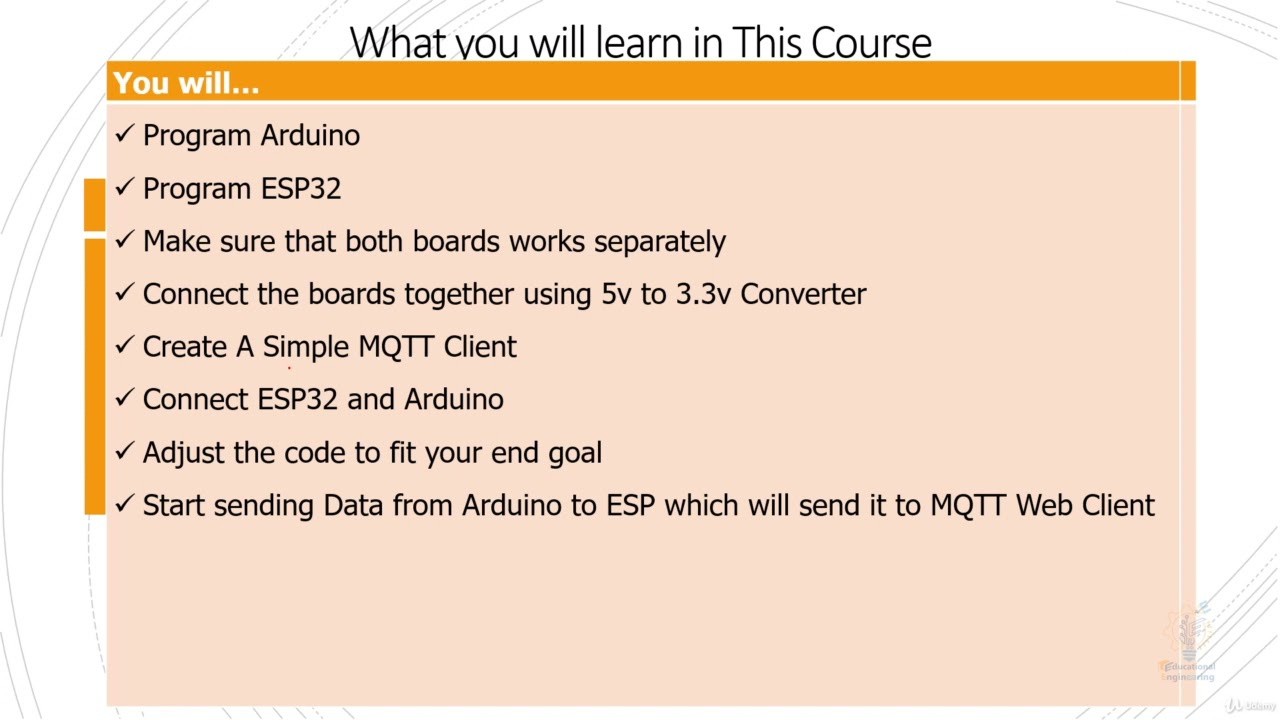 ESP32 + Arduino Interfacing: A Step by Step Course – learn Hardware